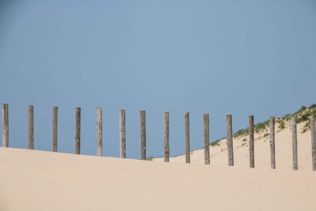 Zaandvort aan Zee - die holländische Küste
