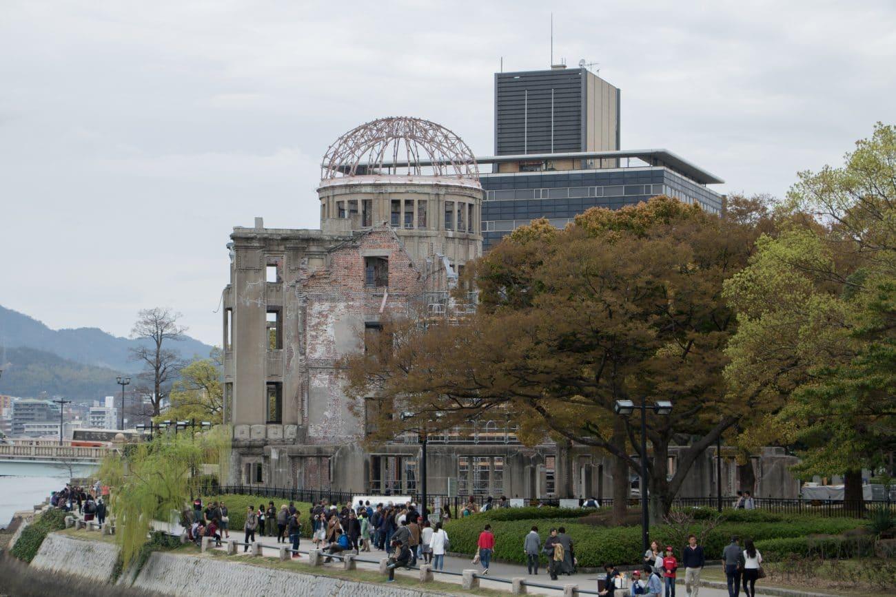 Japan Rundreise (Hiroshima) Artikel und Foto von PASSENGER X