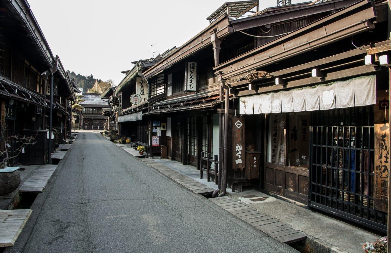 Japan Rundreise, Takayama