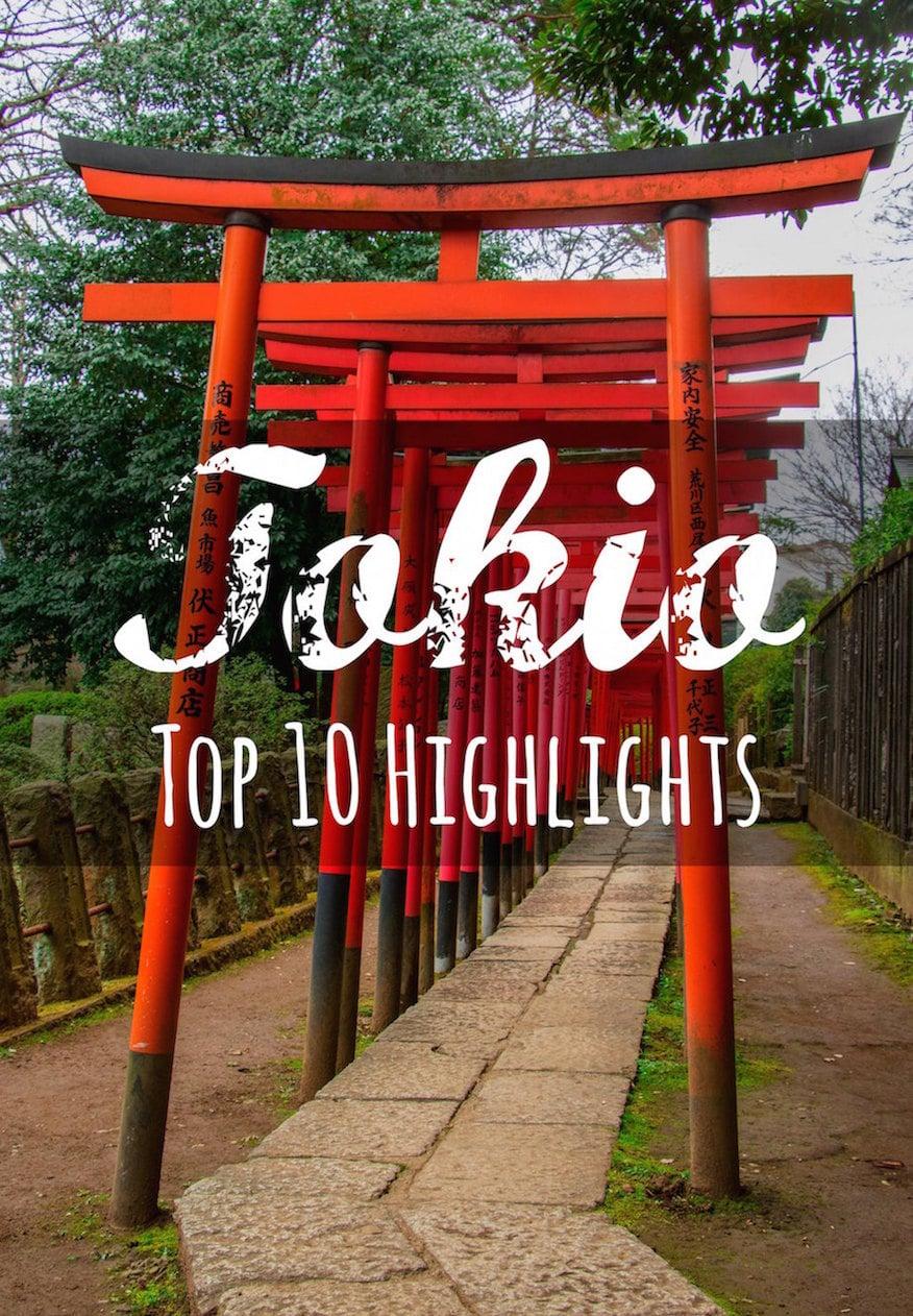 Super lesenswert: Die Top Ten Tokio Highlights von CicoBerlin
