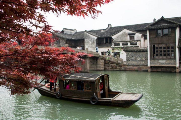 Wuzhen – 5 Gründe warum sich das Venedig Chinas lohnt