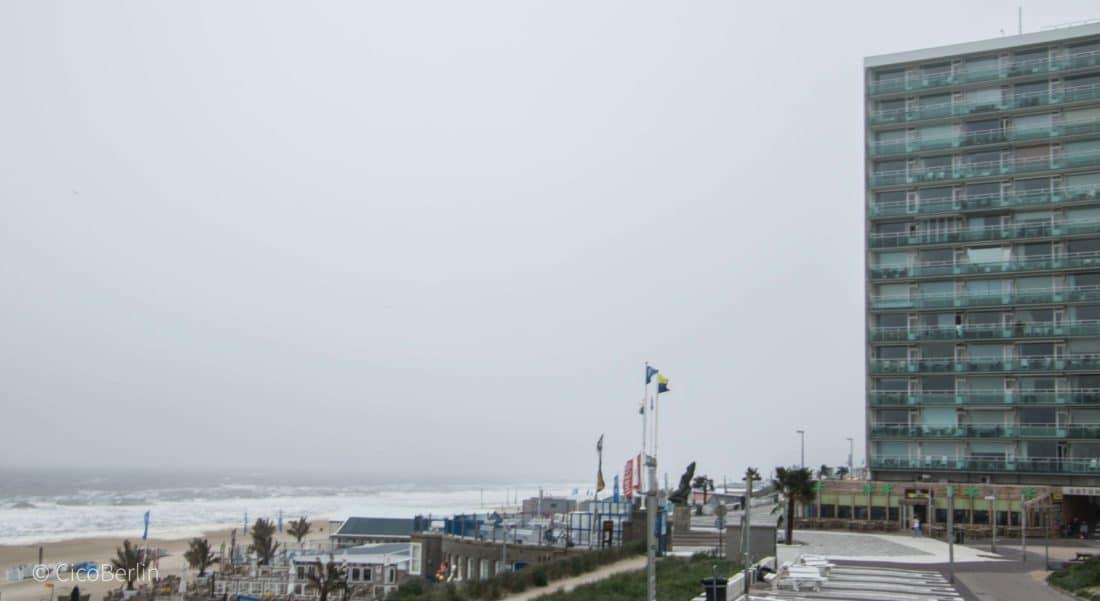 Zandvort aan Zee - Strandurlaub Holland mit Ferienwohnung am Meer