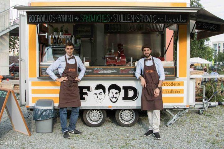 Streetfood Berlin – die Story hinter dem neuesten Foodtruck der Hauptstadt