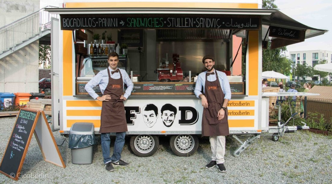 Streetfood Berlin - FOOD Berlin