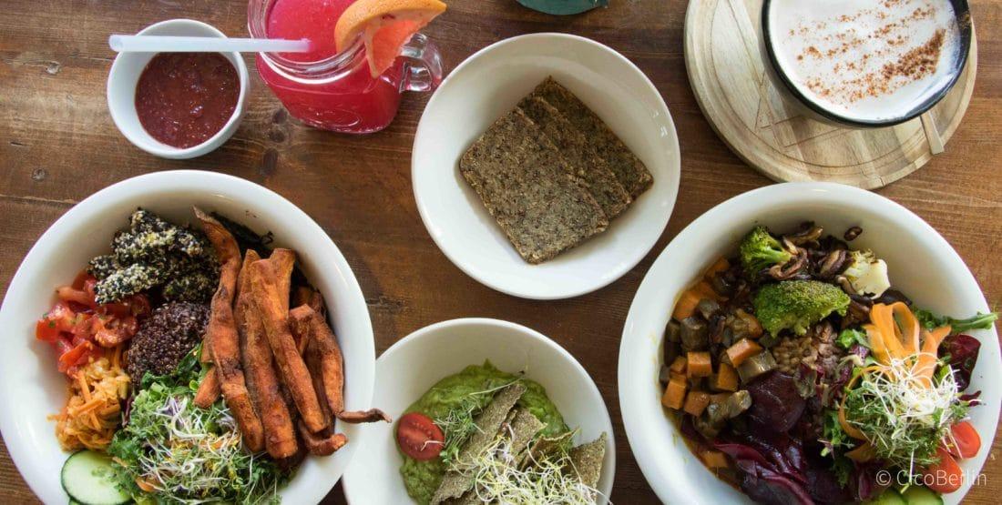 Veganes Restaurant Berlin / Vegan Restaurant Berlin, The Bowl Photo & Text by CicoBerlin