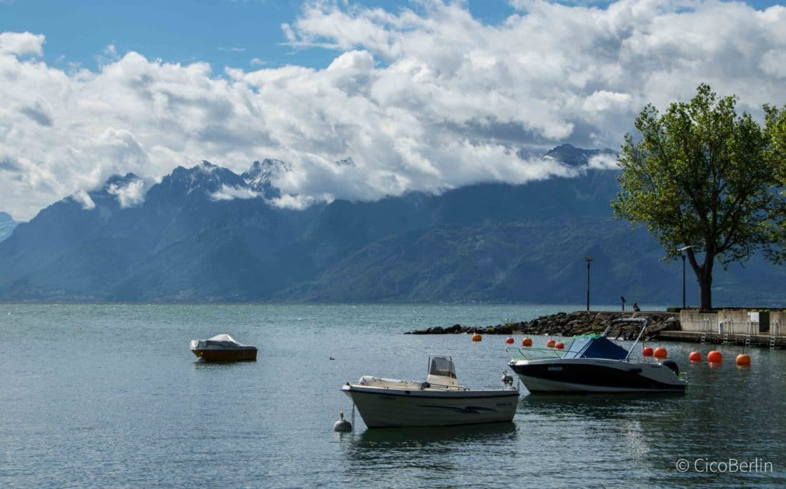 Stadt am Genfer See, Lausanne