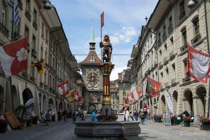 Top Sehenswürdigkeiten Bern: Die Hauptstadt der Schweiz zwischen Stromschnellen und Bären