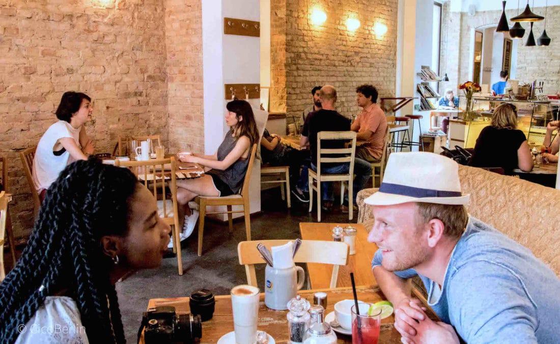 Frühstücken in Berlin, Café Kone