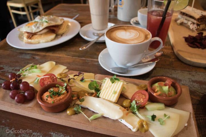 Frühstücken in Berlin – meine sichere Adresse: das Café Krone