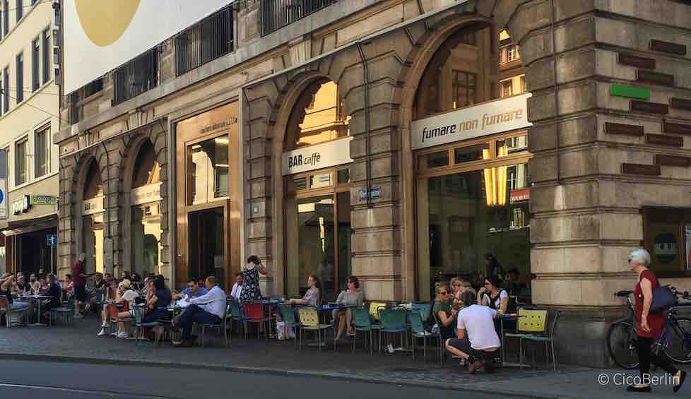 Basel Cafe Mitte