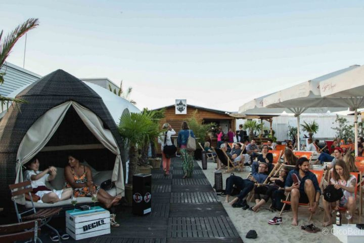 Noch eine Rooftop Bar in Berlin: das Deck 5