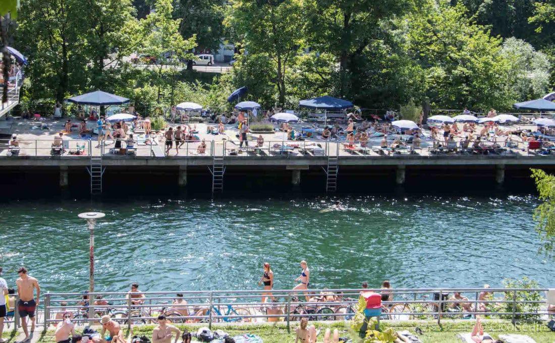 Best of Städtetrip Zürich - Sehenswürdigkeiten & Restaurants, Limmat