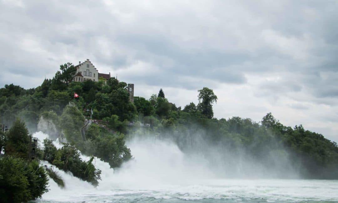 Best of Städtetrip Zürich - Sehenswürdigkeiten & Restaurants, Rheinfälle