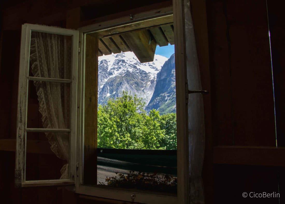 Schlaf im Stroh, Übernachten auf der Alm Schweiz, CicoBerlin