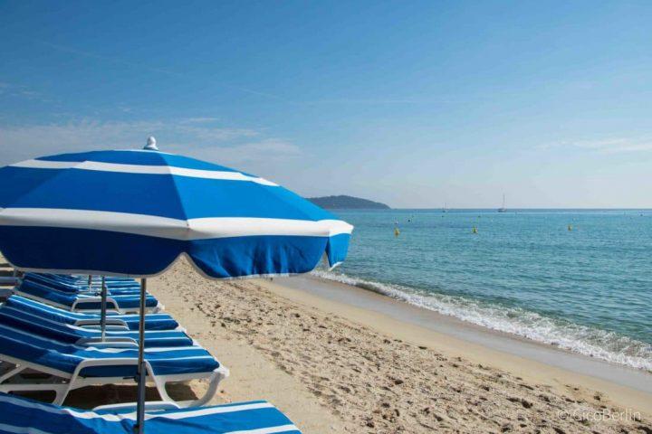 Urlaub unter den Schönen und Reichen an der Cote d'Azur
