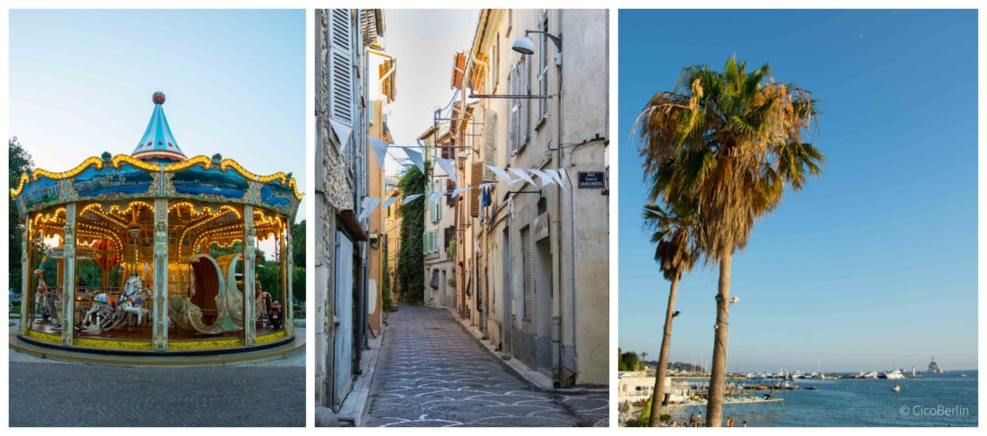 antibes collage