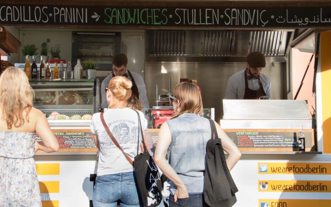 Streetfood Berlin - FOOD Berlin
