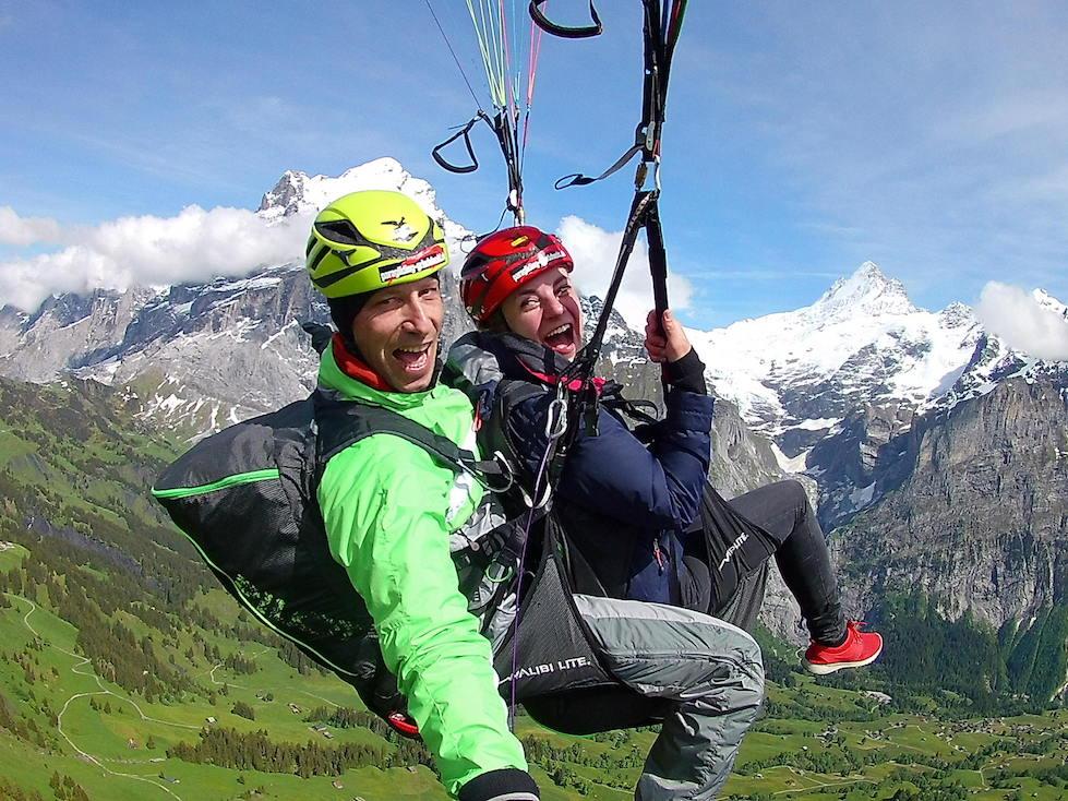 Sabbatical, Aussteigen und einmal im Leben Paragliding
