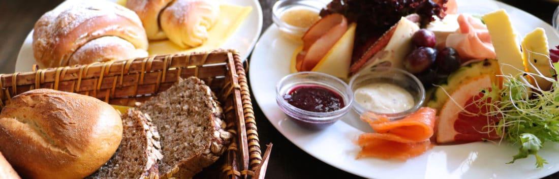 Frühstück in Berlin im Kuchenrausch