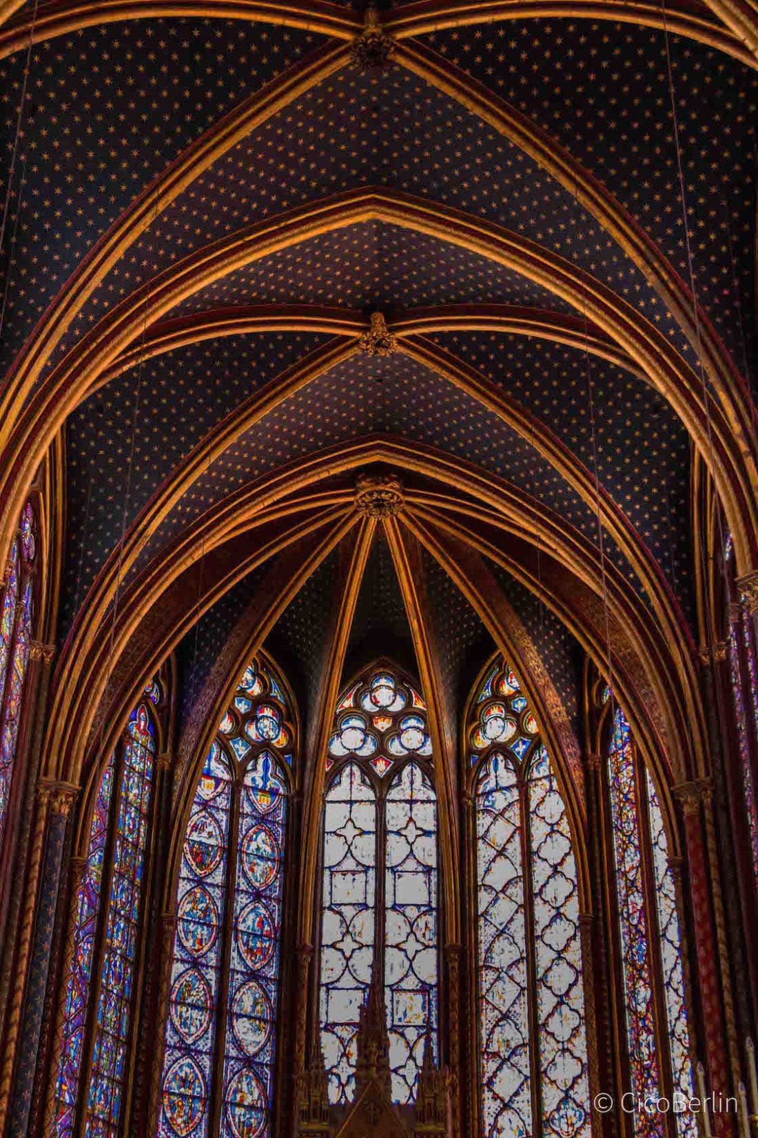 perfekte Städtereise Paris Tipps, Sainte Chapelle
