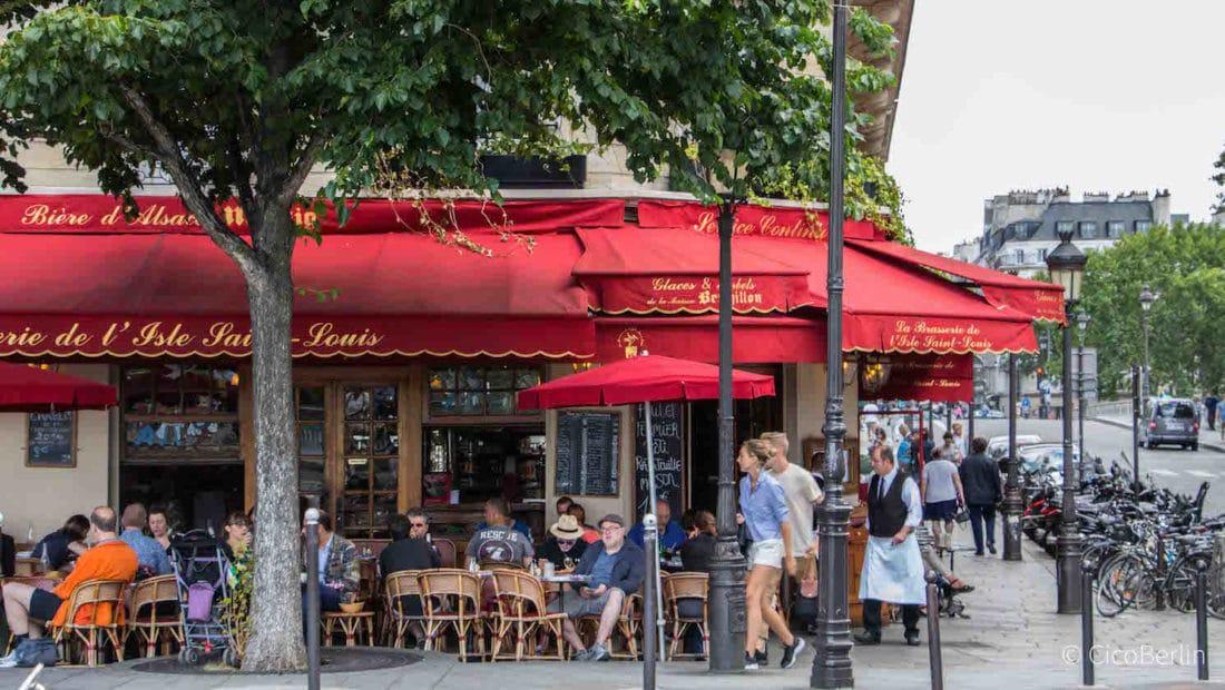 Die besten Cafes in Paris