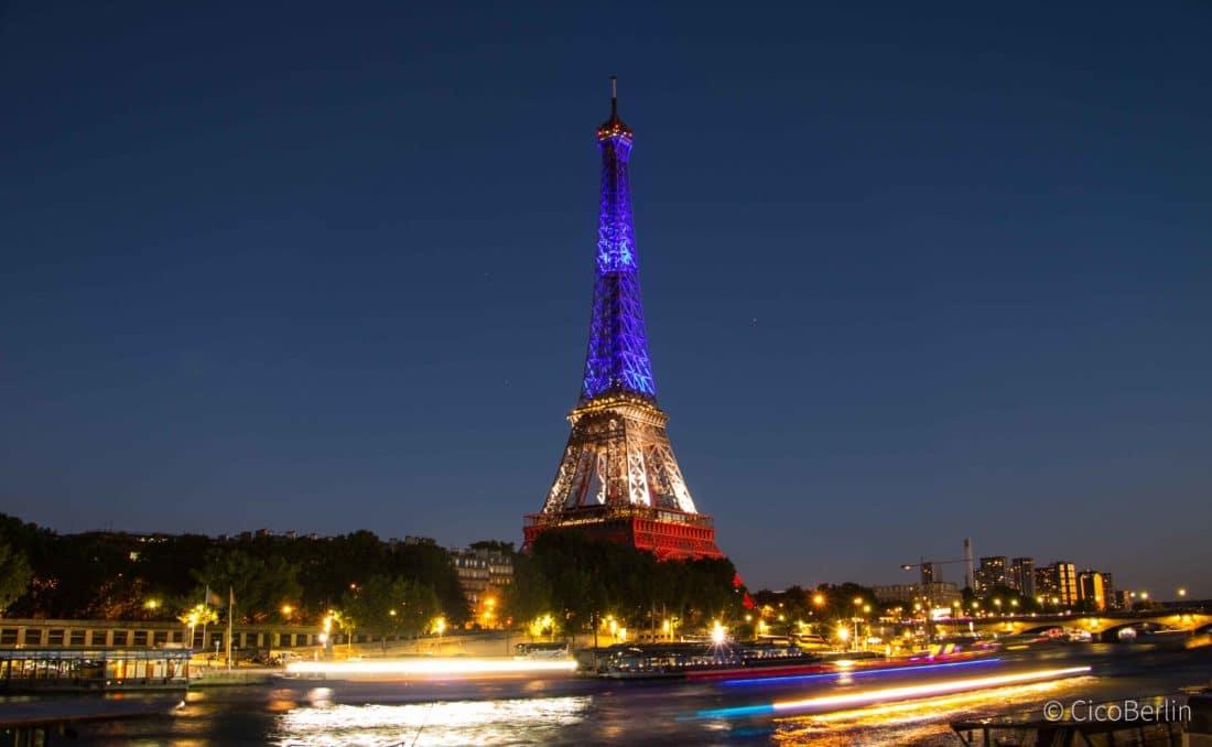 Städtereise Paris Tipps, Eiffelturm