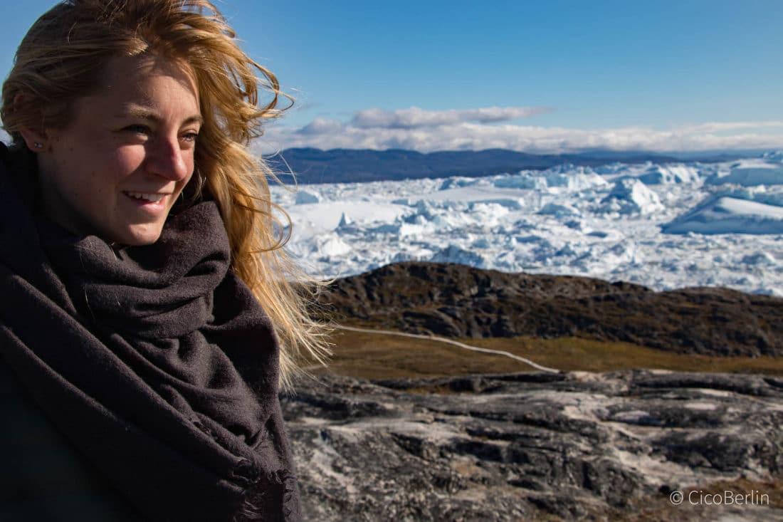 Ilulissat - der schöneste Ort in Grönland, wo Schlittenhunden und Eisbergen, Reisebericht von CicoBerlin