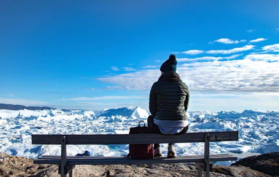 Packliste Grönland, Eisfjord in Ilulissat, Aufnahme von PASSENGER X