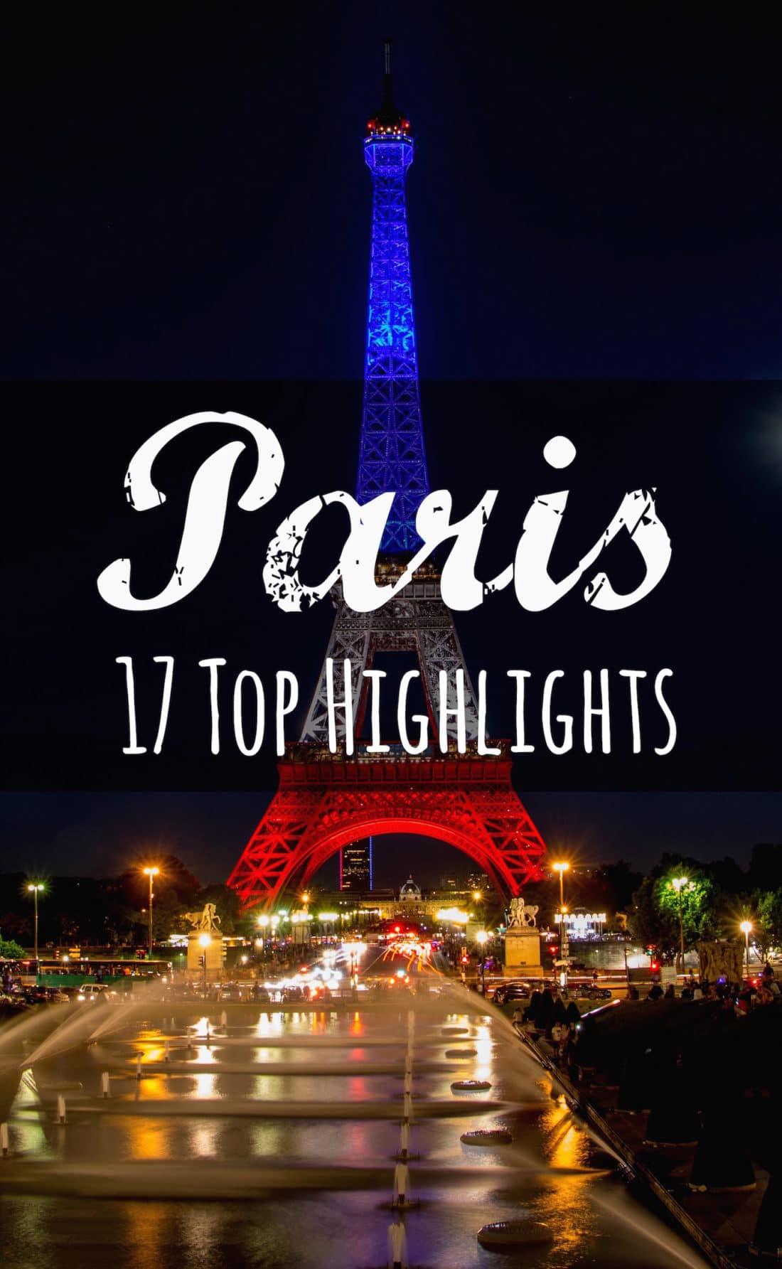 Paris - Die 17 Top Highlights von CicoBerlin