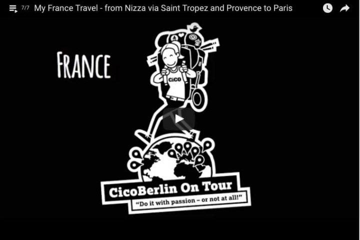 Frankreich Reise Video – pure Sommerstimmung zum davon träumen!