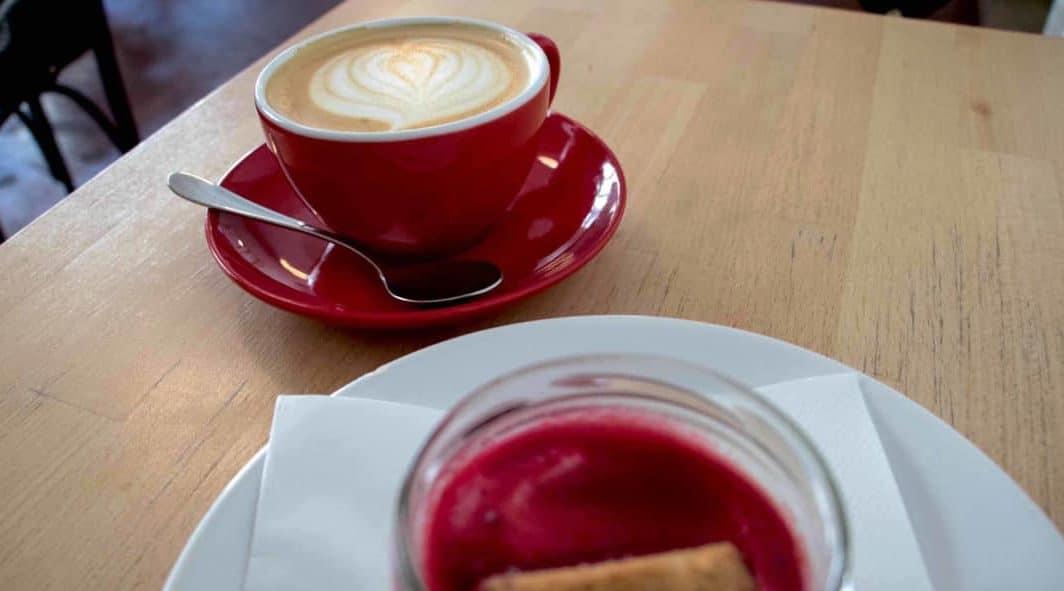 Prag Highlight: guter Kaffee