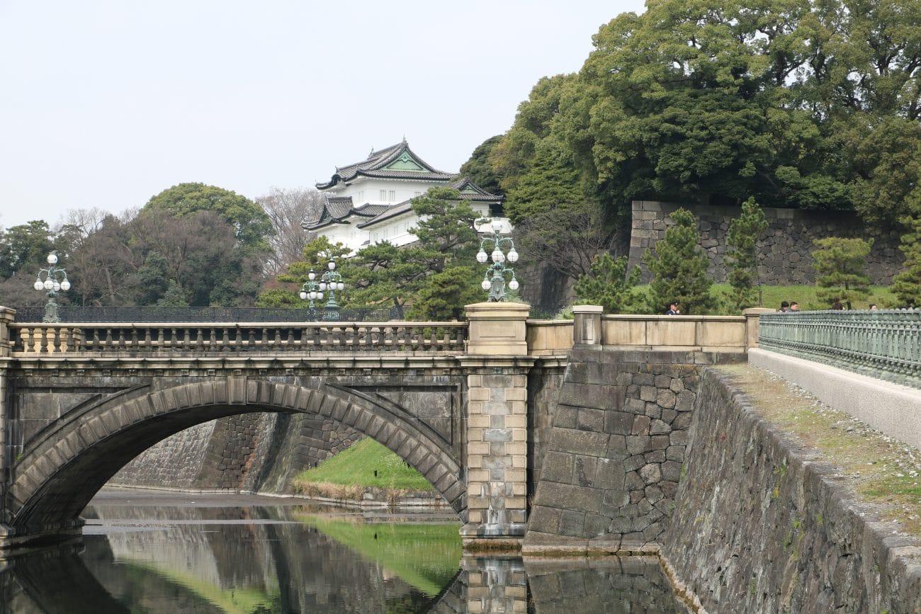 IMG_19Die 10 Highlights Tokios, Garten des Kaiserpalastes- von PASSENGER X26