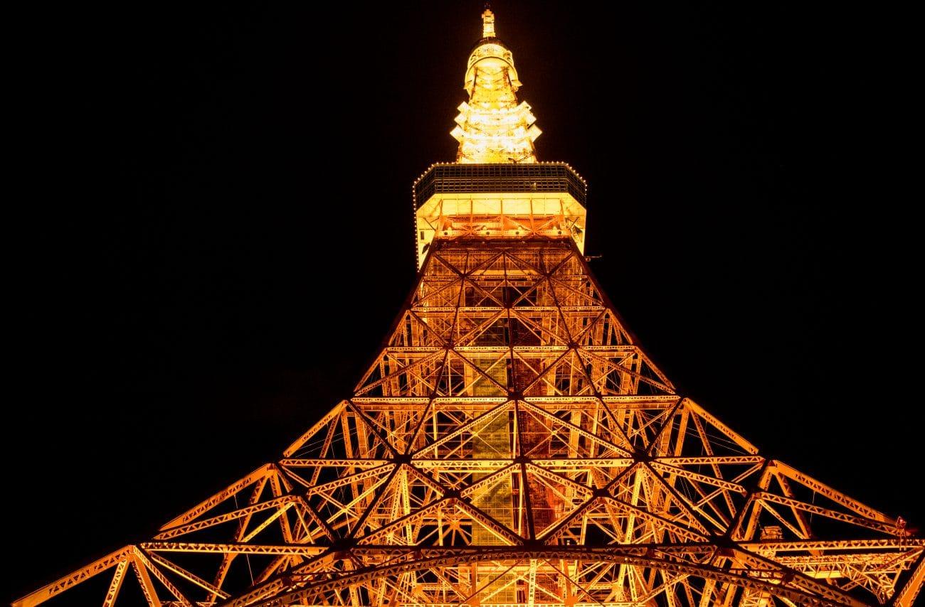 10 Highlights Tokios, Tokio bei Nacht- von PASSENGER X