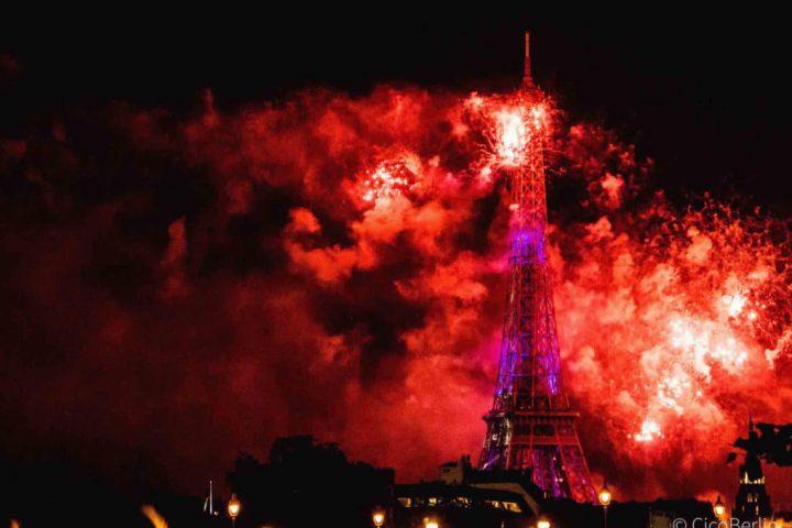 Vom glitzernden Eiffelturm und Terroranschlägen