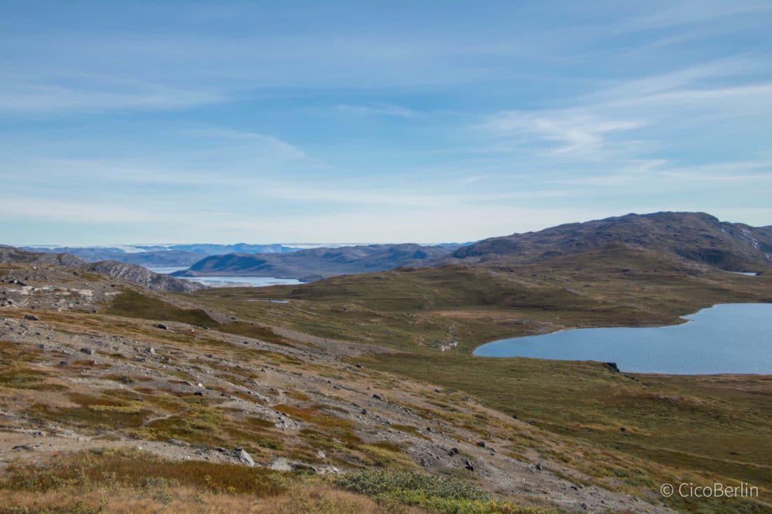 Arktis Individualreise nach Grönland - Langweilen in Kangerlussuaq? Fotos und Reisebericht von CicoBerlin