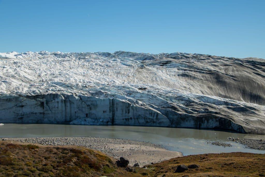 Russel Glacier Kangerlussuaq Grönland Gletscher _ PASSENGER X