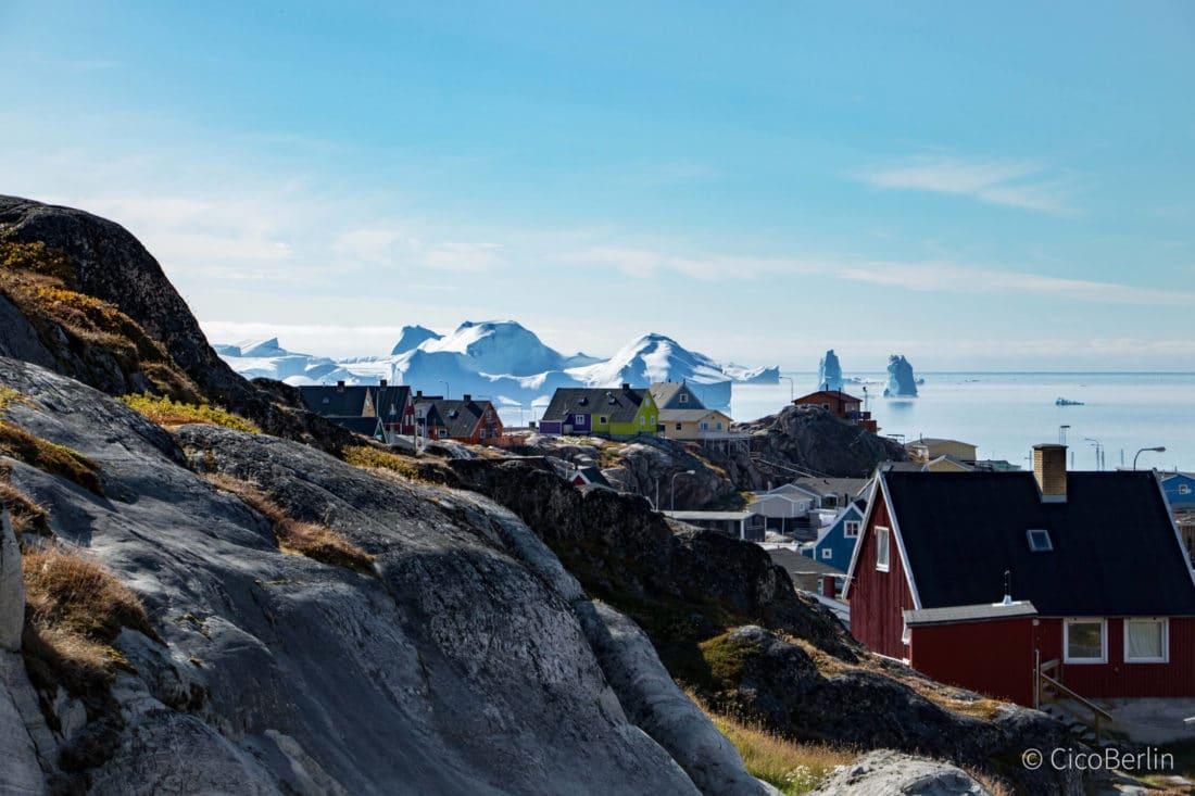 Ilulissat - Schlittenhunden und Eisbergen, Reisebericht von PASSENGER X