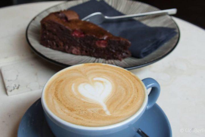 Dieses Café ist voll Mitte: Röststätte Berlin