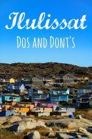 Ilulissat Dos and Donts Grönland, von CicoBerlin