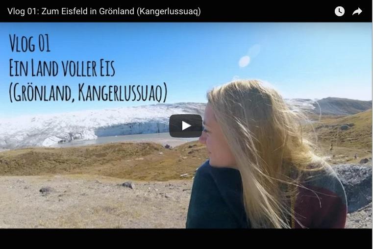 Vlog Inlandeistour in Kangerlussuaq, Groenland