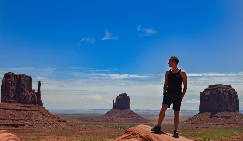 Road Trip durch die USA - Björn Leffler