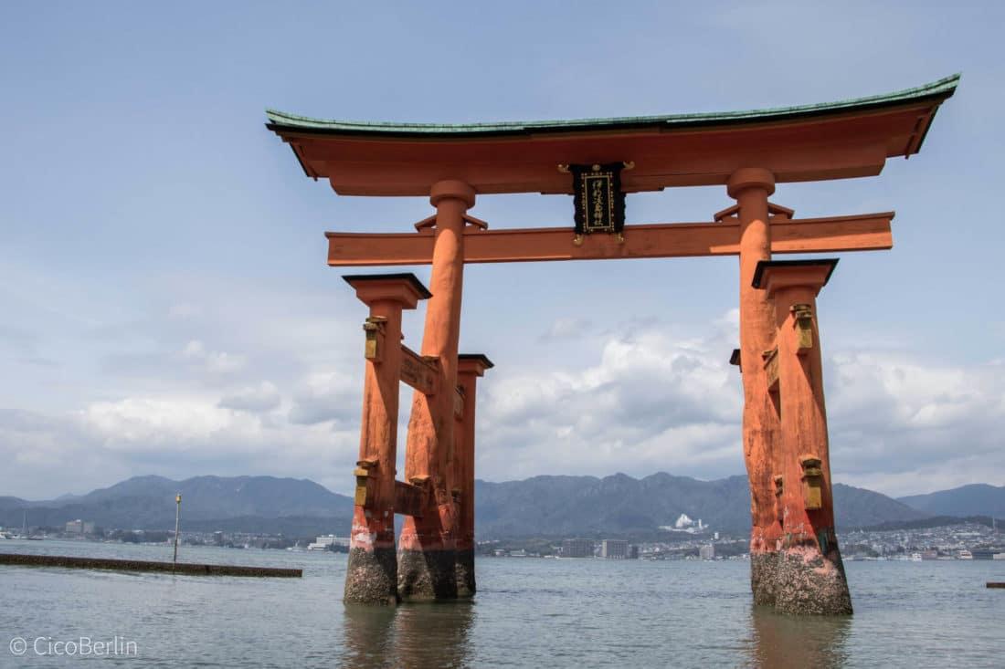 Ein Tag Miyajima, der Floating Shrine, Foto und Bericht von CicoBerlin
