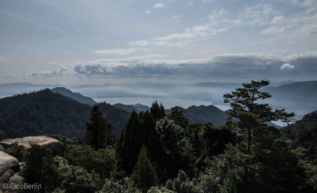 Ein Tag Miyajima, Wandern zum Berg Misen, Foto und Bericht von CicoBerlin