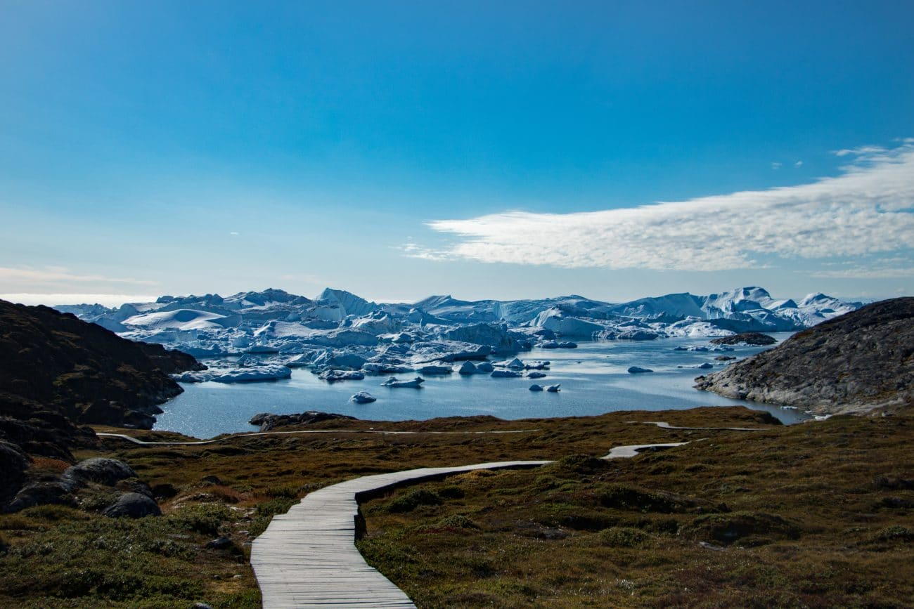PASSENGER X in Grönland, Ilullisat