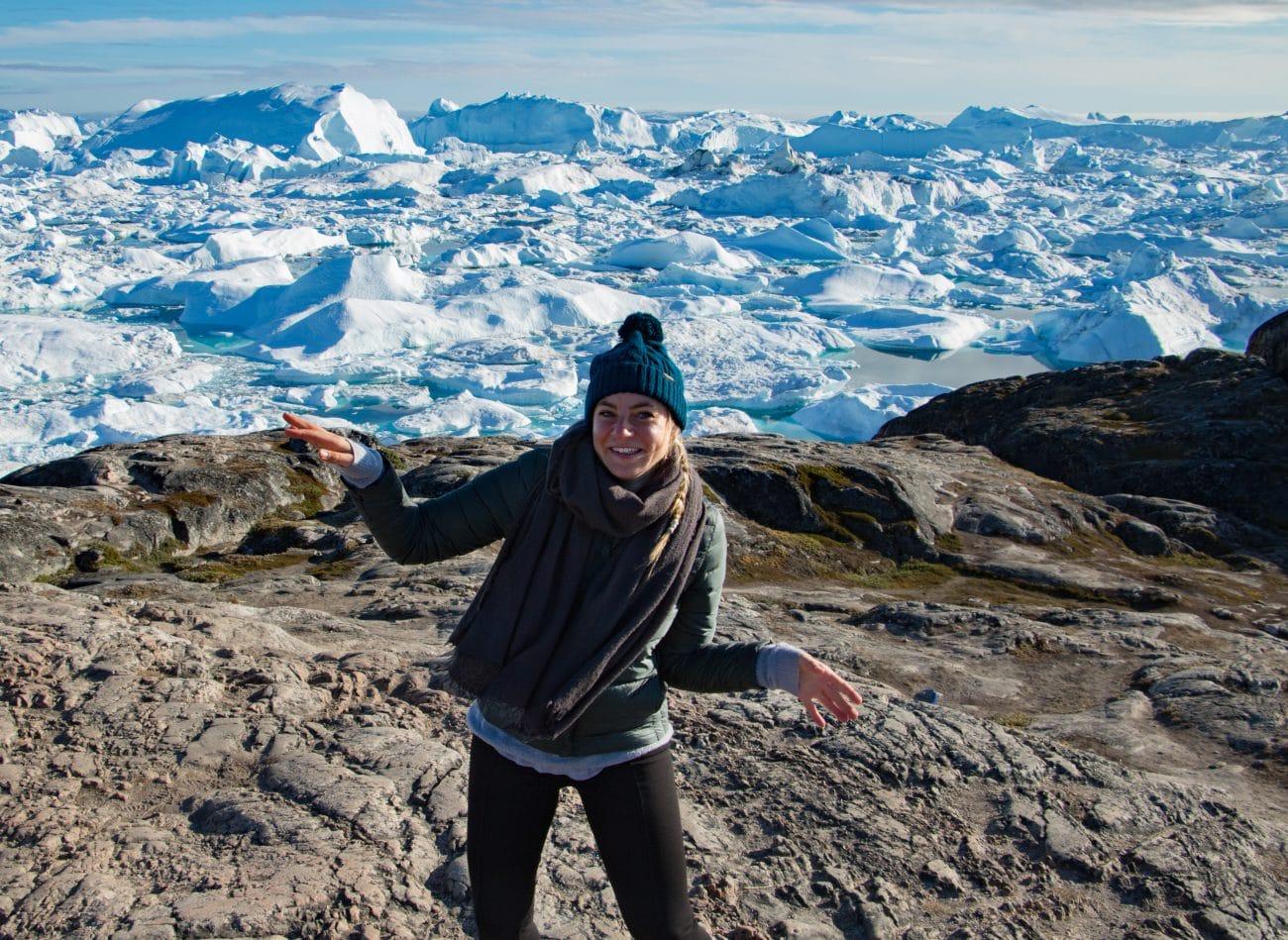 Ilulissat Eisfjord Groenland