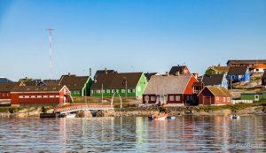 Der Blick auf die Diskobucht, eine Bootsfahrt in der Diskobucht in Grönland, Foto und Bericht von CicoBerlin