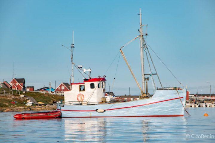 Grönland: Geschichten einer arktische Bootsfahrt durch die Diskobucht