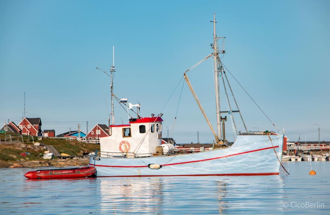 Bootstour Diskobucht in Grönland, Foto und Bericht von CicoBerlin