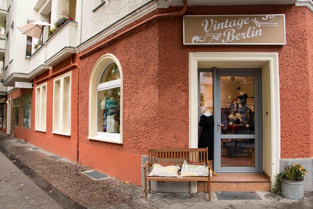 Mein Berlin: Lisas Tipps für Alt-Treptow & Oberschöneweide, Second Hand Shopping bei Vintage Berlin