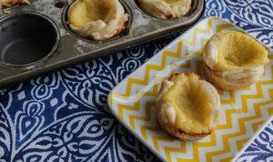 Rezept Pasteis de Nata, portugiesische Törtchen, von CicoBerlin
